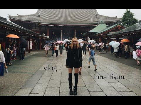 Vlog : магазин для взрослых , шок , научный музей , прогулка по Токио