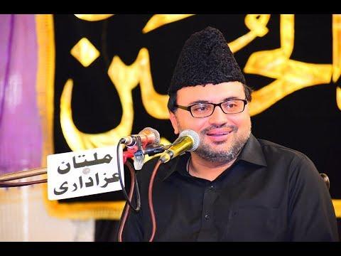 Allama Syed Baqir Naqvi I Majlis 22 Ramzan 2019 I YadGar Majlis I