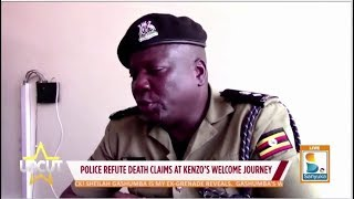Police Refutes Death Claims at Kenzo's Welcome Journey| Uncut