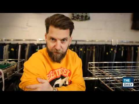 How to dress your age, with Gavin McInnes