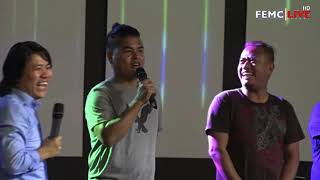 Special guests (musician/singers) from Myanmar - 09-16-2018