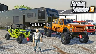 FS19- RCC GRAND OPENING! SALE DAY! SELLING $250,000 CAMPER PACKAGE TO (3) CUSTOMERS