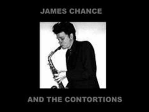 James Chance The Contortions - Design To Kill