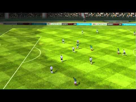 FIFA 14 iPhone/iPad - Mexico vs. Germany