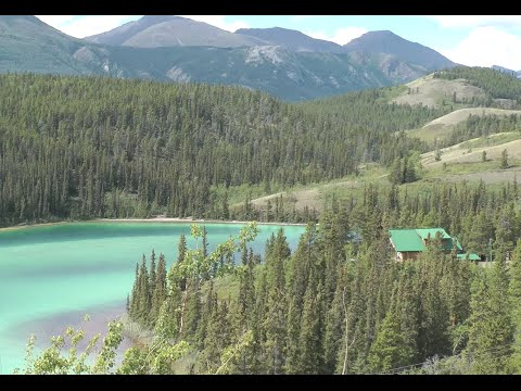 SKAGWAY, ALASKA - GATEWAY TO GOLD (Part 2 of 2) - INTO THE YUKON TO CARCROSS