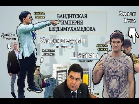 Бандитская Империя Бердымухамедова - Недельный Обзор Туркменистан 9 Октября (ENG CC)
