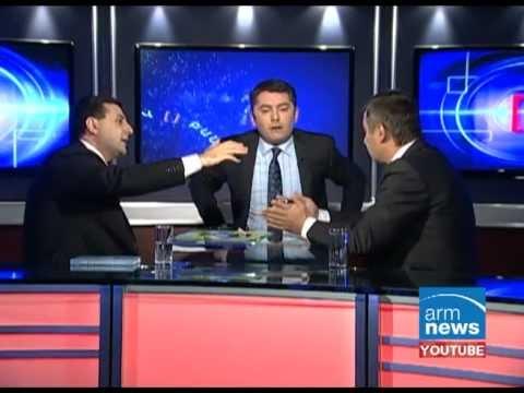 Բանավեճ.Սամվել Ֆարմանյան-Վլադիմիր Կարապետյան մաս 3-րդ
