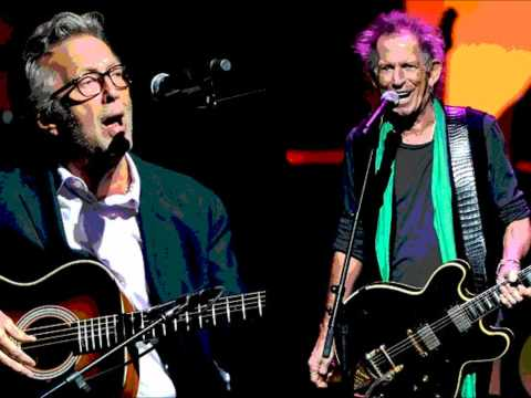 Keith Richards&Eric Clapton - Goin' Down Slow