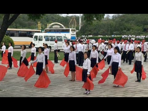 Inside North Korea: Preparations underway for party congress