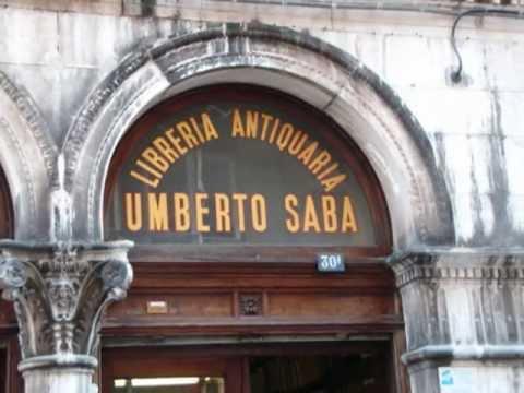 Libreria Antiquaria UMBERTO SABA Trieste.