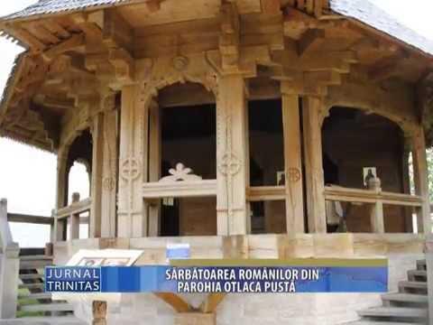 Sarbatoarea romanilor din Parohia Otlaca Pusta