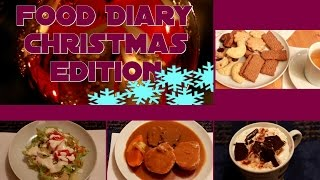 Food Diary | Christmas Edition