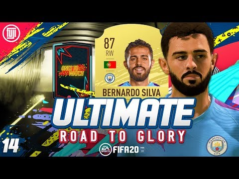 DIVISION RIVALS REWARDS!!! ULTIMATE RTG #14 - FIFA 20 Ultimate Team Road to Glory