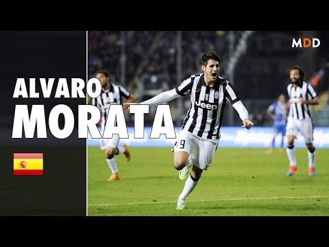 Alvaro Morata | Juventus | Goals, Skills, Assists - HD