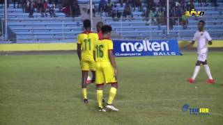 Guyana vs Suriname (CFU 2016) 13/10/2016   Cash London Highlights   HD