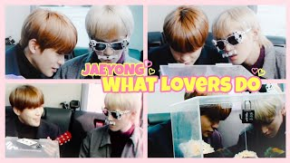 JaeYong — what lovers do