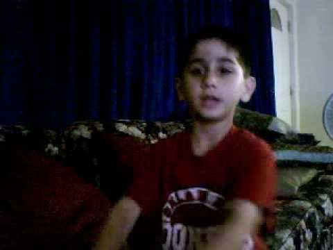 Nade Ali By A 6 Yrs Old video