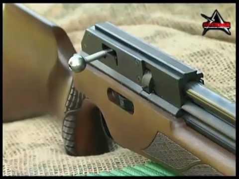урок стрельбы из пневматической винтовки видео