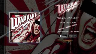 WARRANT - Devil Dancer (audio)