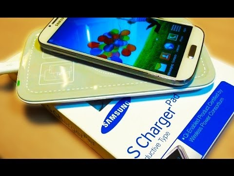 Samsung Galaxy S4/S5 Official Wireless S Charger Pad
