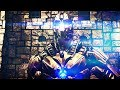 Mortal Kombat X Online Matches: Good Close Calls 87 - Trash Triborg Luck