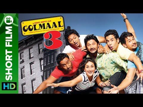 Golmaal 3 | Hindi Action Comedy | Short Film thumbnail