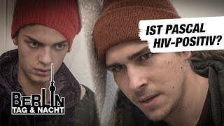 Hat sich Pascal mit HIV angesteckt? #1855 | Berlin - Tag & Nacht