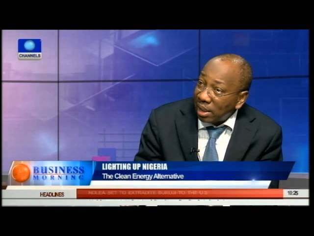 Business Morning: Lighting Up Nigeria and the Clean Energy Alternative 25/05/15