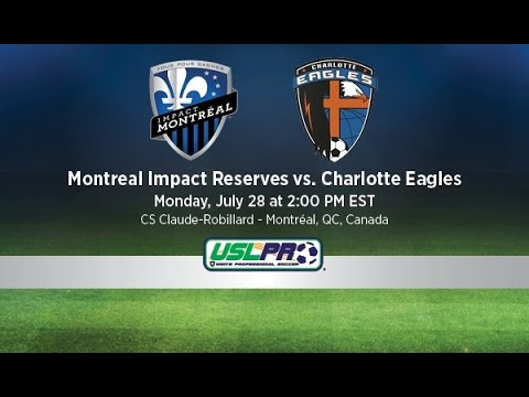 IMFC vs Charlotte Eagles Reserve League