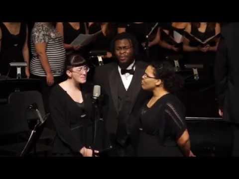 "Judson University Choir & Alumni - ""I Will Rise"""