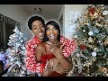OUR FIRST VLOGMAS ENGAGED | VLOGMAS DAY 1