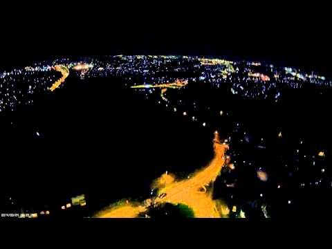 Bixler 1.12 FPV Night Flight 1