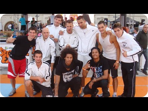 FACE TEAM @ Adidas Streetball Finals 2012