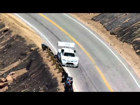 Rallye Acura on Nobuhiro  Monster  Tajima   Pikes Peak 2011 Record Run Part 2