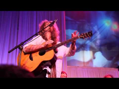 Vicki Genfan at the All Star Guitar Night NAMM 2011 Part 2