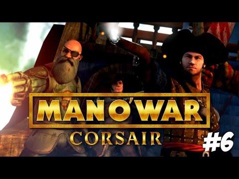 MAN O'WAR: CORSAIR - PIRATAS de WARHAMMER FANTASY #6