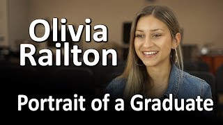 Portrait of a Graduate - Olivia Railton