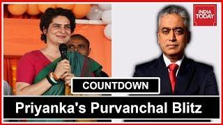 Can Priyanka Gandhi Ganga Yatra Blunt Narendra Modi ? | Countdown With Rajdeep