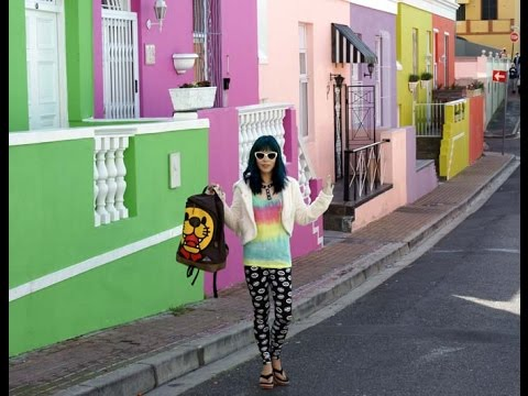 Cool Cape Town - Travel blogger video tips! Woodstock art exchange, jazz safari, South African wine