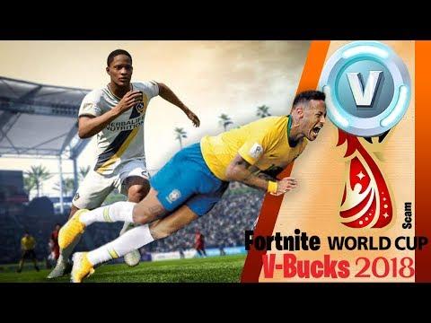 【Fortnite 新模式🏆】一齊打世界盃!⚽ 一齊享受足球狂熱症後群🤩🤩