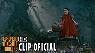 Into The Woods Clipe 'Nadie Está Solo' (2015) - Johnny Depp HD