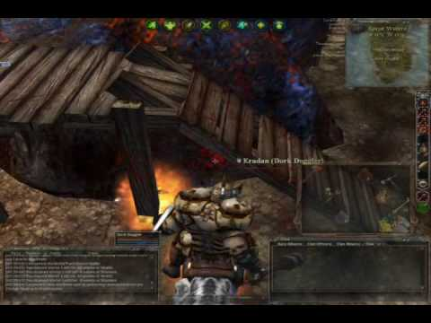 Darkfall PVP -