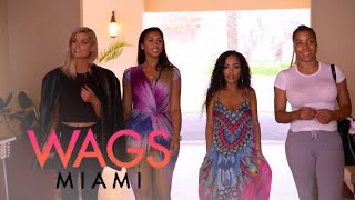 """""""WAGS Miami"""" Stars Arrive for Ashley"""