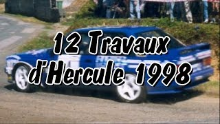 Rallye des 12 Travaux d'Hercule 1998