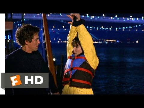 Two Weeks Notice (2/6) Movie CLIP - Twisty Bobcat Pretzel (2002) HD