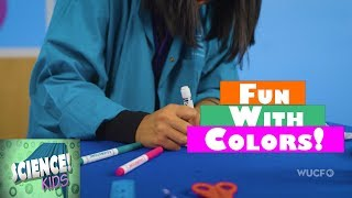 Paper Chromatography | SCIENCE Kids!