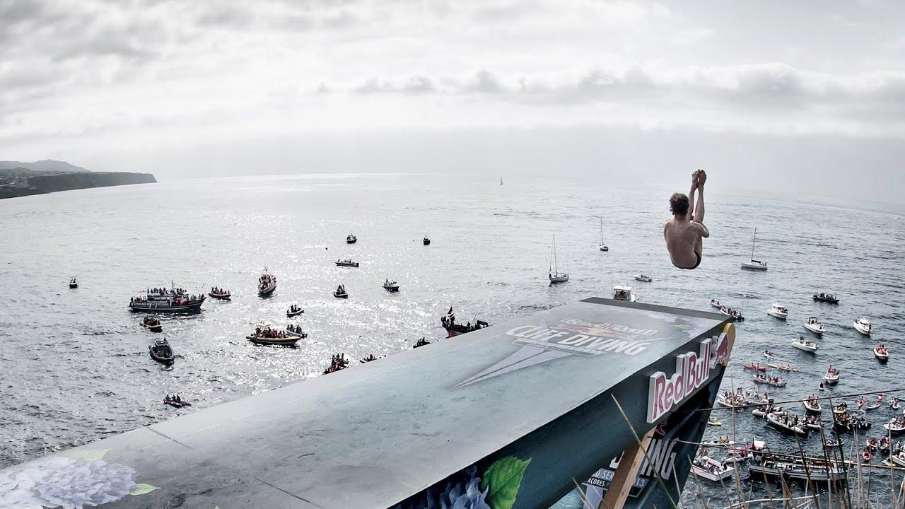 Red Bull Cliff Diving Wallpaper Red Bull Cliff Diving 2013