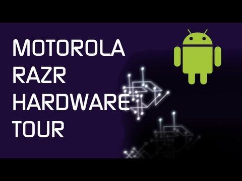 Motorola Razr Unboxing - SAMJPULLEN