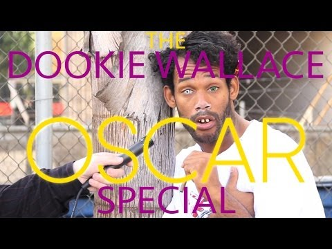 GHETTO NEWS With Dookie Wallace - The Dookie Wallace Oscar Special