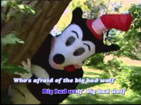 download lagu Who`s Afraid Of The Big Dad Wolf Kid   Karaoke Artist gratis